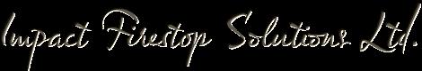 Impact Firestop Solutions Ltd Logo